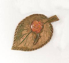 Magnetky - Šípová ružička - magnetka - 7010670_