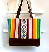 Veľké tašky - Taška - Ethnic lady - 7009122_