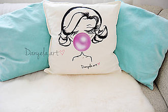 Úžitkový textil - Lolli MARILYN pillow case - 7008793_
