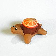 Hračky - Čokoládové želvičky skladom (s pomarančom) - 7009053_