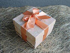 Papiernictvo - Oranžový_sen - 7012489_
