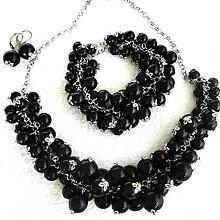 Sady šperkov - Perličkový set - 7013177_