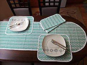 Úžitkový textil - kuchynský obrus - 7014010_