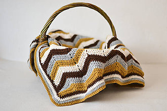 Úžitkový textil - baby deka - 7011518_