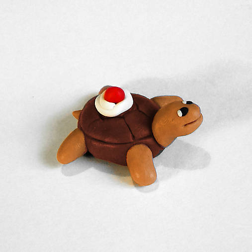 Čokoládové želvičky skladom (so šľahačkou)