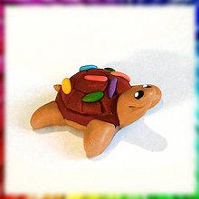 Hračky - Čokoládové želvičky skladom (s posýpkou) - 7012680_
