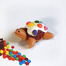 Hračky - Čokoládové želvičky skladom (lentilková) - 7012978_