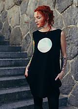 Šaty - FNDLK úpletové šaty 117 BL - 7016836_