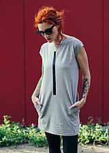 Šaty - FNDLK úpletové šaty 120 RsL - 7016892_