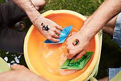 Nezaradené - Dočasné tetovačky - Pirátske od Rakety - 7014284_
