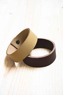 Náramky - All leather... - 7014962_