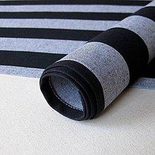 Úžitkový textil - PRUHOVANÁ - utěrka - 7014495_