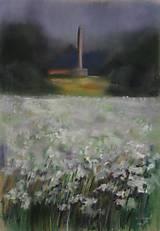 Obrazy - Kvitnúce pole v Patinciach - 7014759_