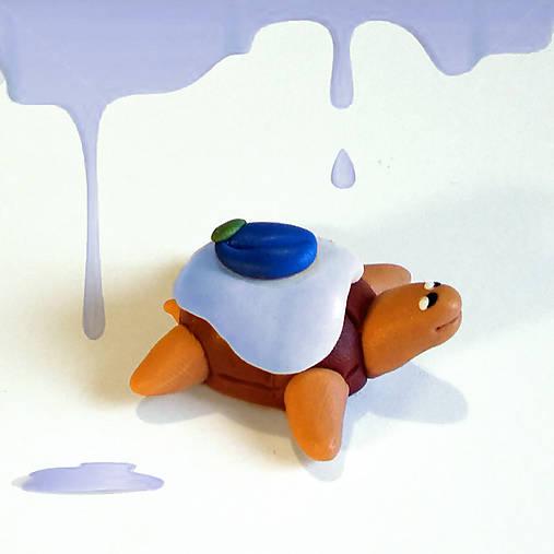 Čokoládové želvičky na zákazku (so slivkou NA ZÁKAZKU)