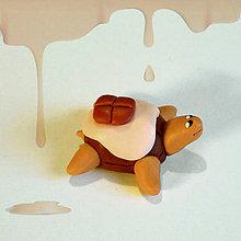 Hračky - Čokoládové želvičky na zákazku (s čokoládou NA ZÁKAZKU) - 7017008_