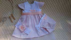 Šaty - Šaty na krst - 7018349_