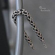 Šperky - Černý macík - pánský náramok - 7017869_