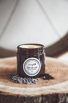 Drogéria - Krém z bambuckého masla s vanilkou a levanduľou - 7019083_
