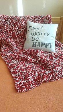 Úžitkový textil - Deka \