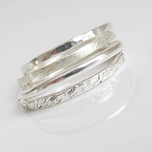 Prstene - MiniMe / Basic - 7018550_