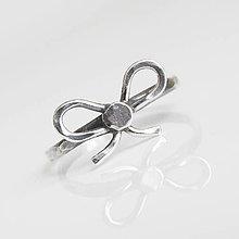Prstene - MiniMe / Sign (Mašlička) - 7018932_