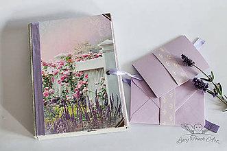 "Papiernictvo - Dopisná sada "" La Provence"" - 7020085_"