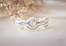 Sady šperkov - Svadobné snenie - set - 7018233_
