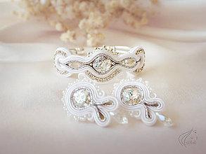 Sady šperkov - Svadobné snenie - set - 7018232_