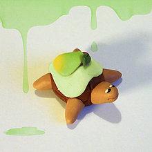 Hračky - Čokoládové želvičky na zákazku (s hruškou NA ZÁKAZKU) - 7020716_