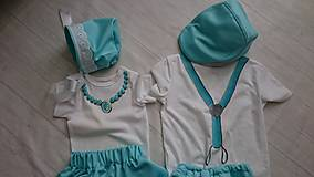 Nohavice - Slávnostné detské oblečenie - 7021456_