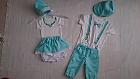 Nohavice - Slávnostné detské oblečenie - 7021468_