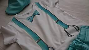 Nohavice - Slávnostné detské oblečenie - 7021469_