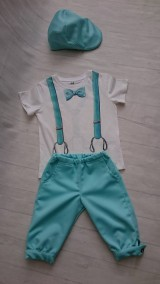 Nohavice - Slávnostné detské oblečenie - 7021471_