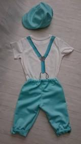 Nohavice - Slávnostné detské oblečenie - 7021472_