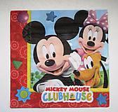 - Servítka D1- Mickey Mouse - 7021383_