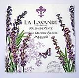 - Servítka L1 -  La Lavande - 7021425_