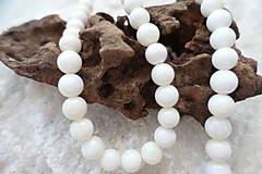 Korálky - Perly z mušlí 10B2 - 7023232_