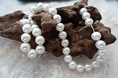 Korálky - Perly z mušlí 8B1 - 7023345_