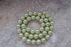 Korálky - Perly z mušlí 8ZL2 - 7023443_