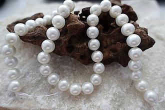 Korálky - Perly z mušlí 10B1 - 7023214_
