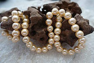 Korálky - Perly z mušlí 8O1 - 7023399_