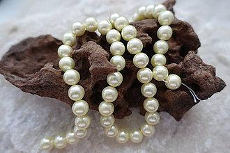 Korálky - Perly z mušlí 8ZL1 - 7023433_