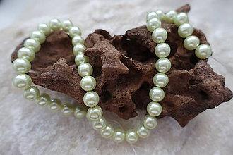 Korálky - Perly z mušlí 8ZL2 - 7023448_