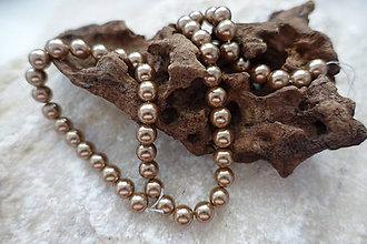 Korálky - Perly z mušlí 8H2 - 7023549_