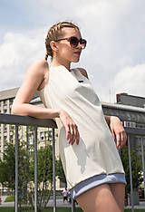 Šaty - Perforated dresses - 7022580_
