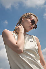 Šaty - Perforated dresses - 7022585_