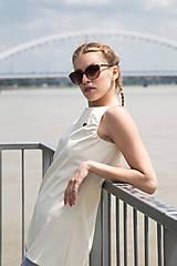 Šaty - Perforated dresses - 7022590_