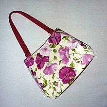 Kabelky - Kabelka - Ethel - kvety. - 7023354_