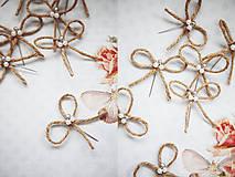 Pierka - Originálne svadobné pierka pre hostí - 7025148_