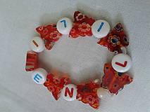 Detské doplnky - malé náramky - 7025773_